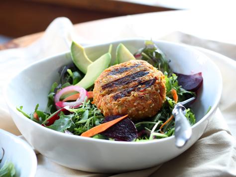 Salad for Lukas Website